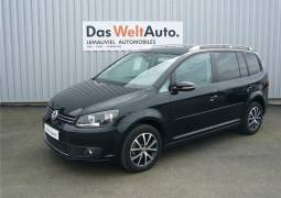 VOLKSWAGEN Touran 1.6 TDI 105 FAP BlueMotion Match - véhicule d'occasion - Lemauviel Automobiles