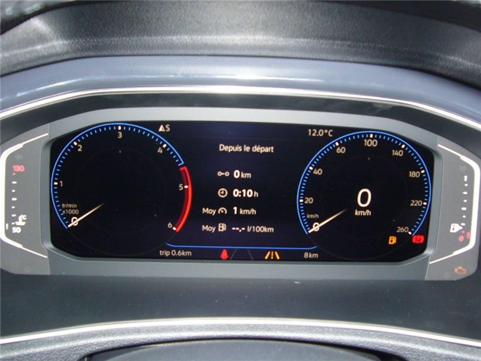 VOLKSWAGEN T-Roc 1.6 TDI 115 BVM6 - véhicule d'occasion - LEMAUVIEL AUTOMOBILES - Présentation site web V2 - Lemauviel automobiles - AVRANCHES - 50300 - LE VAL-SAINT-PÈRE - 10