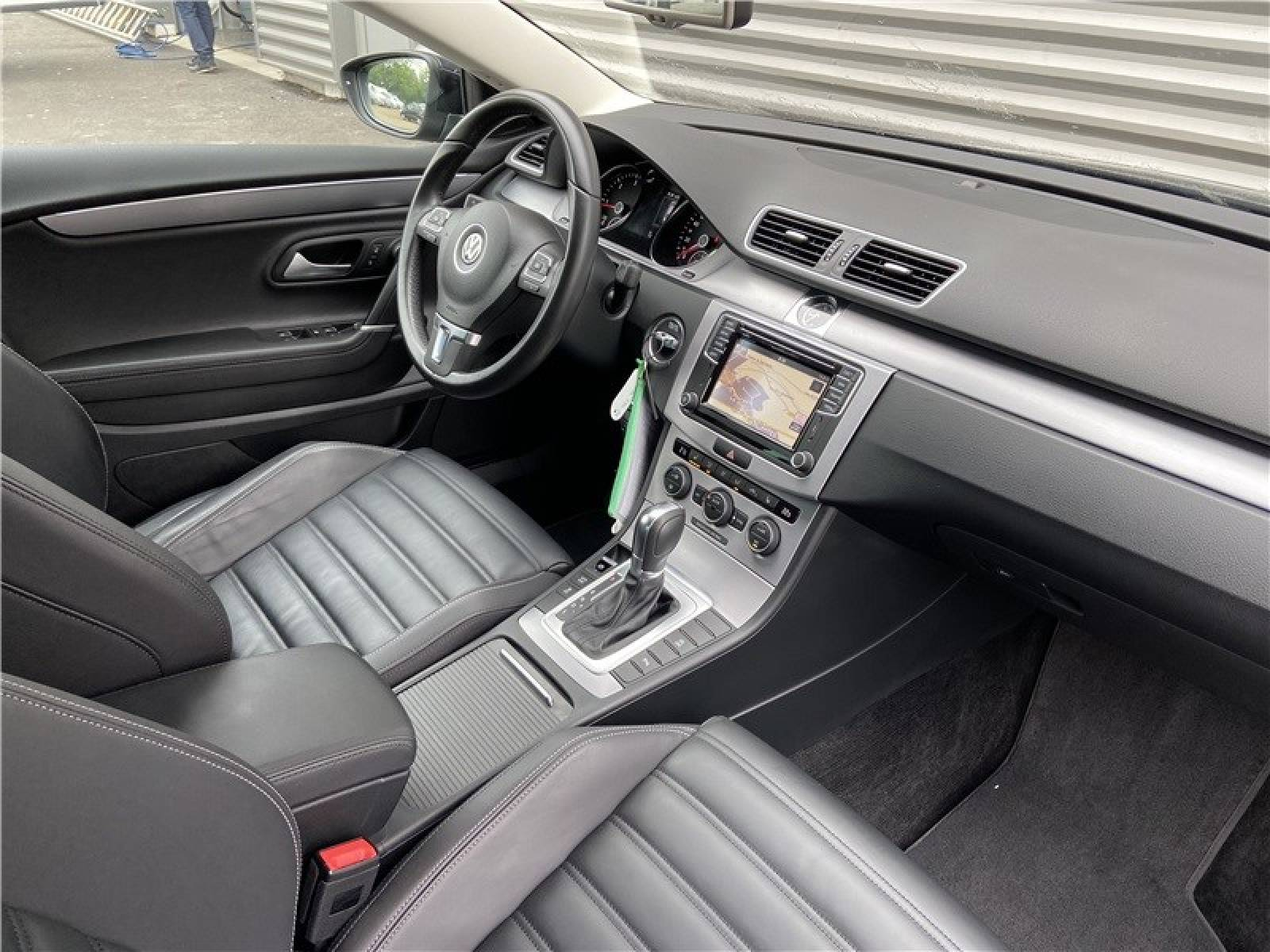 VOLKSWAGEN CC 2.0 TDI 150 FAP BlueMotion Technology - véhicule d'occasion - LEMAUVIEL AUTOMOBILES - Présentation site web V2 - Lemauviel automobiles - AVRANCHES - 50300 - LE VAL-SAINT-PÈRE - 8