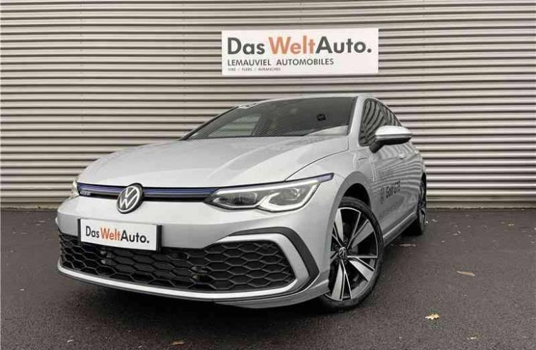 VOLKSWAGEN GOLF NOUVELLE Golf 1.4 Hybrid Rechargeable OPF 245 DSG6  GTE - véhicule d'occasion - LEMAUVIEL AUTOMOBILES - Présentation site web V2