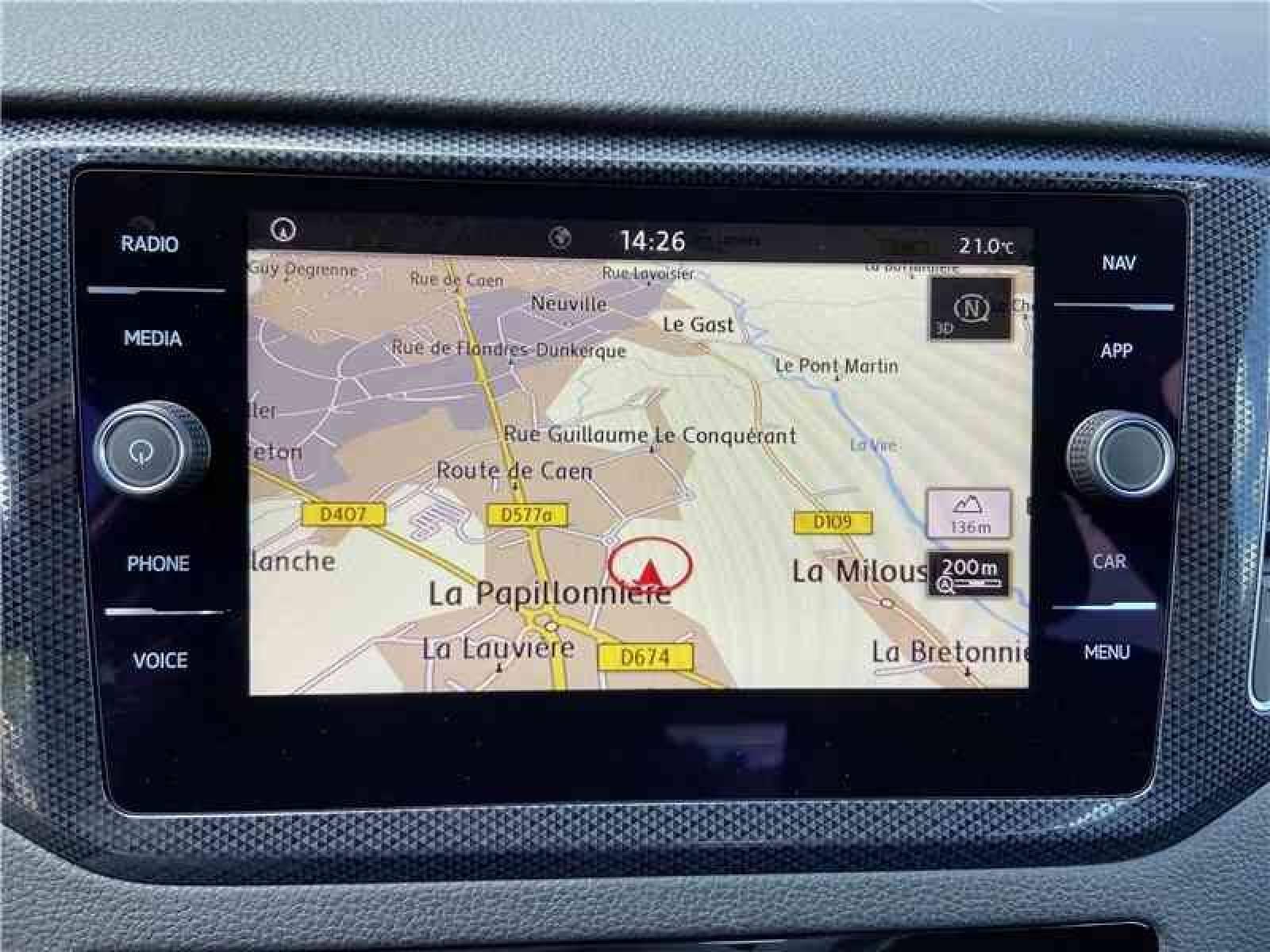 VOLKSWAGEN Golf Sportsvan 1.6 TDI 115 FAP BVM5 - véhicule d'occasion - LEMAUVIEL AUTOMOBILES - Présentation site web V2 - Lemauviel Automobiles - VIRE - 14500 - VIRE - 16